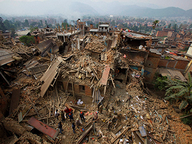 earthquakenepal