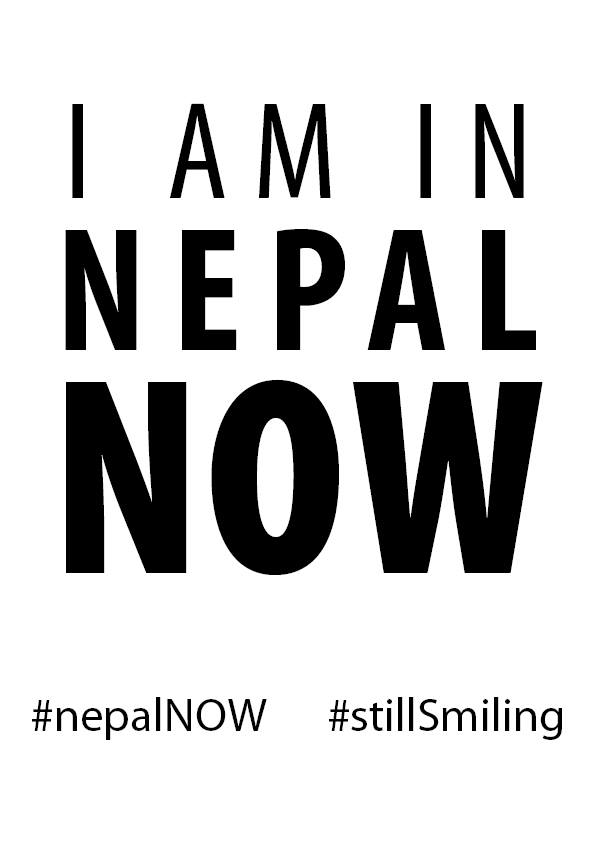 i am in nepalnow